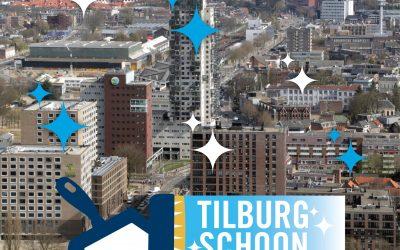 Tilburg schoon